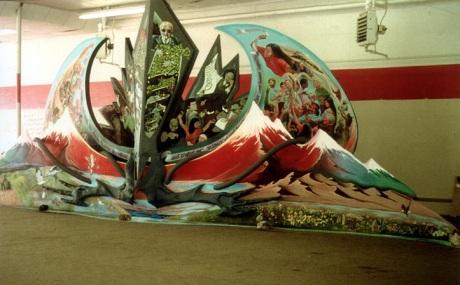 """""""We Care Mural"""""""